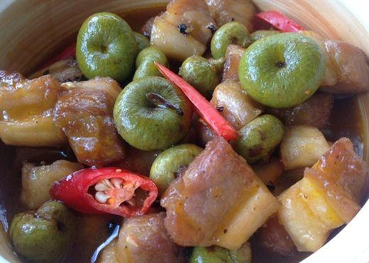 Sung hầm thịt lợn– món ăn chữa đau, viêm khớp chỉ sau 2 tuần