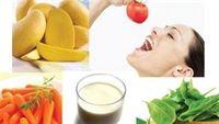 Sự quan trọng của các loại vitamin với cơ thể